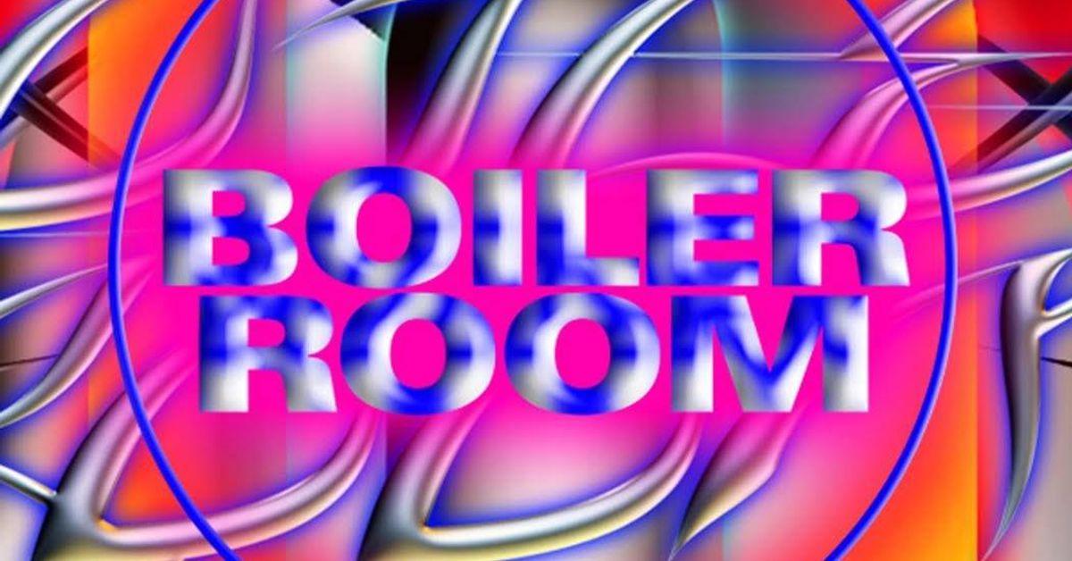 Boiler Room Mixcloud
