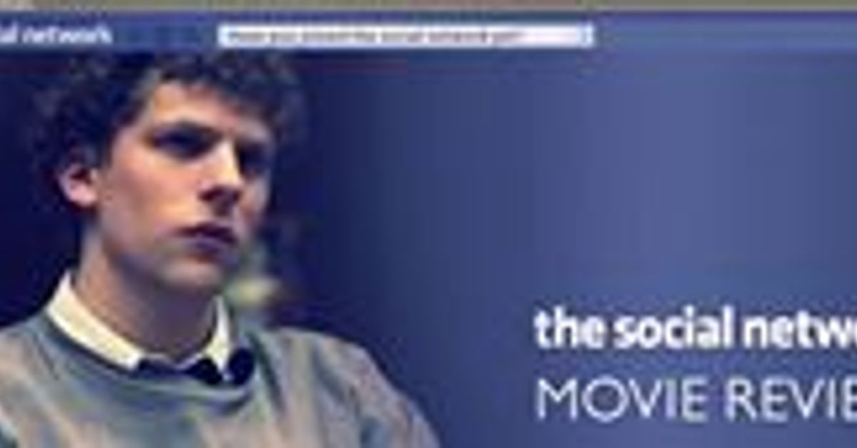 social network movie review essay On the surface, the social network is the story of facebook — a website created in a harvard dorm room in 2004 that has redefined how we connect and communicate in the 21st century from a cinematic perspective, the social network is no more or less effective based on its factual accuracy.
