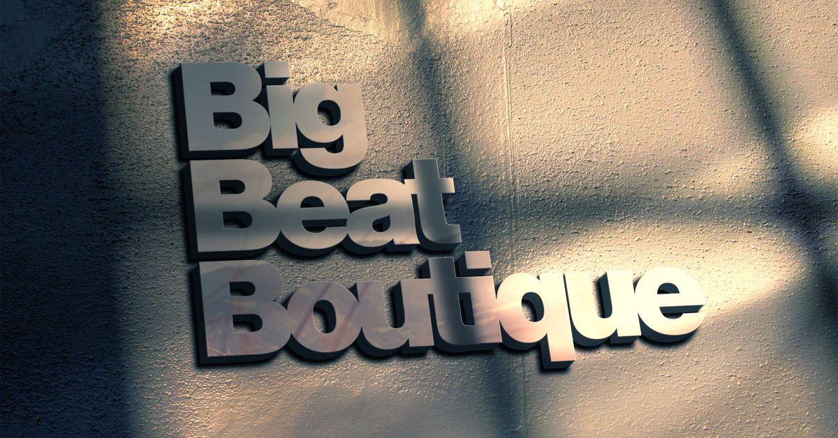 Big beat boutique uae mixcloud for The beat boutique