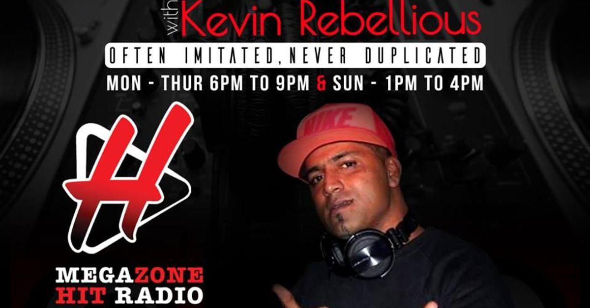 Kevin Rebellious | Mixcloud