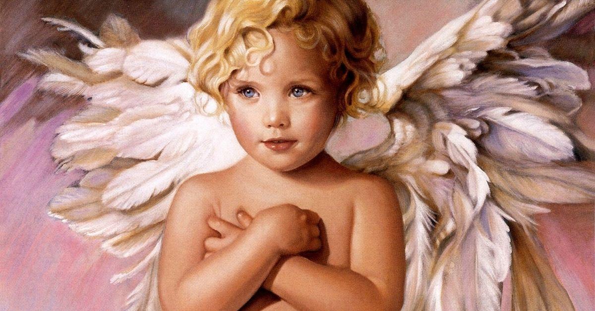 Памяти, открытки изображением ангелы
