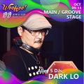 DJ Dark Lo Live Recording@WooHoo Music Festival 2020 Groove Chill Stage