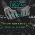 DJ JOSE S - Upfront House & Breaks set recorded live on ShedFM 27.01.21