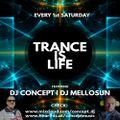 Trance is Life EP 011 - Concept & Mellosun Live (11.09.2021)