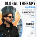 Global Therapy Episode 232 + Guest Mix by D.J.MACINTYRE