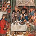 Vox Antiqua 249 - Table manners in the Middle Ages