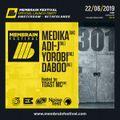 Daboo with MC Toast - Membrain Festival Launch - Amsterdam OT301