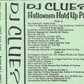 DJ Clue - Halloween Hold Up Pt. 2 SIDE A (1995)