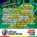 Mas Jahma Sound - Roots Yard Rototom - 25th Anniversary