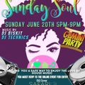 DJ Biskit & DJ Technics Live @ Sunday Soul 6-20-21
