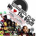 Spread Love presents Kool DJ Red Alert & DJ Kemit 90's Party