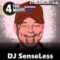 DJ SenseLess - Disco Foundations - Nu-Disco, Funky House - 4 The Music sessions