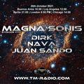 Juan Sando - Guest Mix - MAGNA SONIS 070 (20th October 2021) on TM-Radio