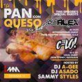 The Pan Con Queso Mixshow - Episode 11 feat. Dj's A-Gee OrtiZ, C-Lo & Alex