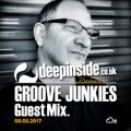 GROOVE JUNKIES is on DEEPINSIDE #05