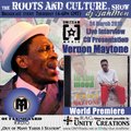 Vernon Maytone - Preview of the new album and live interview