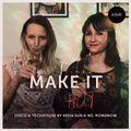 Make it hot! Disco & Techhouse Mix by KeHa Sun & Ms. Romanow