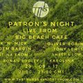 The Patrons Night from the Big Beach Cafe 28-9-17