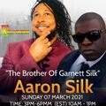THE ARTIST LINK UP SHOW WITH AARON SILK ON UK PRESSURE RADIO-7-3-21