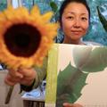 oto nova Japan  音の波: Mari* with Kaoru Inoue (Chari Chari) // 13-08-20