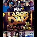 Labor Day 2020 Weekend Mix part 1 Live on Pow Radio