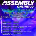 Assembly Online 2020 NightRave - Dj Danacat