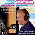 1 februari 2021 - 60 Minutes of Classic's met Jeroen van Rijn (aka Jeroen Proper)