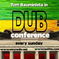 "Dub Conference #206 (2019/02/24) DJ Goldfinga & The Rhythm Ruler ina strictly original 7"" session"
