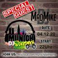 Munich DJ Streams #5: DJ MadMike LIVE