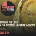 Between the Lines x GLOR1A | EFG London Jazz Festival 2020