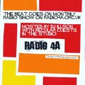 DJ ILLSon - The Beat Goes On live via Radio4a Brighton extended show 15th Aug 2020 - Part 1