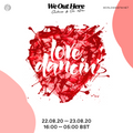 We Out Here: Colleen Cosmo Murphy Love Dancin' Takeover // 22-08-20