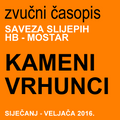 Kameni vrhunci / 56 / ožujak - travanj 2016.
