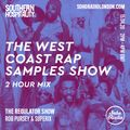 The Regulator Show - 'The West Coast Rap Samples Show' - Rob Pursey & Superix