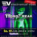 EVT#043 - electronical vibes radio with NordFreak