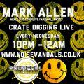Crate Digger Radio show 298 w/ Mark Allen on www.noisevandals.co.uk