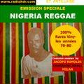 BLACK VOICES émission spéciale NIGERIA REGGAE selection invitation by JACOPO RIMOLDI  RADIO HDR
