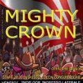 [rec] MIGHTY CROWN @ Rolling Stone Club, MI (20.10.2006)