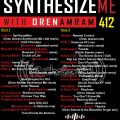 Synthesize Me #412 - 040421 - Echozone special part 1 - hour 1+2