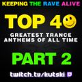 Ultimate Trance Top 40 (Part 2)