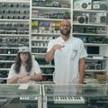 Edan the DJ - LIVE! A THE LAB w Edan Homeboy Sandman