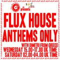 Flux House Anthems Only 23-1-2021 with Dimitri on 1mix special mixcloud ed.