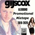 Gijs Cox- ALLROUND PROMOTIONAL MIXTAPE 2019-2020