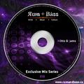 Mittz & Jams - Rum + Bass Exclusive Mix Series 010 - www.rumandbass.ca