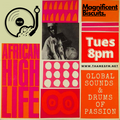 Magnificent Biscuits - Drums of Passion - Radio Show - 19.10.21