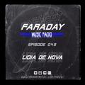 Faraday Music Radio w/ LIDIA DE NOVA #048