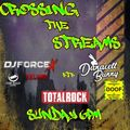 Stompy industrial mix for Crossing the Streams on total rock
