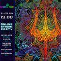 AstroCat - Psytrance Ukraine Stream Party May 31 2020 [136 bpm]