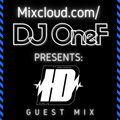 Guest Mix 009 - DJ OneF Presents: DJ Harry Dunkley