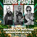 Shades of Rhythm - Legends of Dance 2